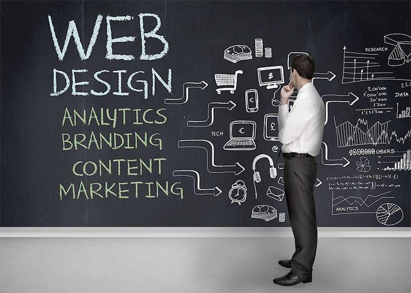 cara mendapatkan ide desain website