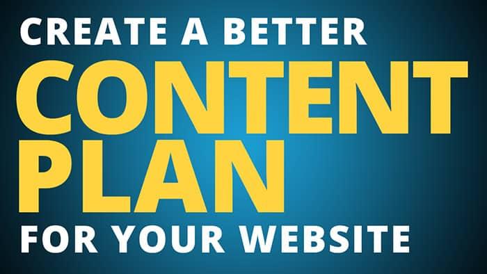 Cara Membangun Konten Website