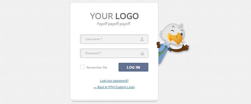 Cara Merubah Logo Halaman Login Wordpress