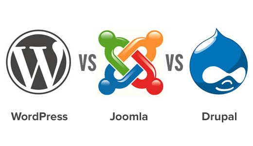 Joomla Wordpress atau Drupal
